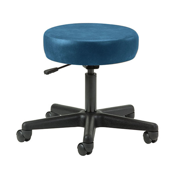 Key Series 5-Leg Pneumatic Stool - Wedgewood