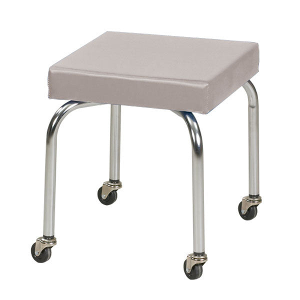 Physical Therapy Therapist Scooter Stool - Cream