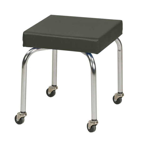 Physical Therapy Therapist Scooter Stool - Gunmetal