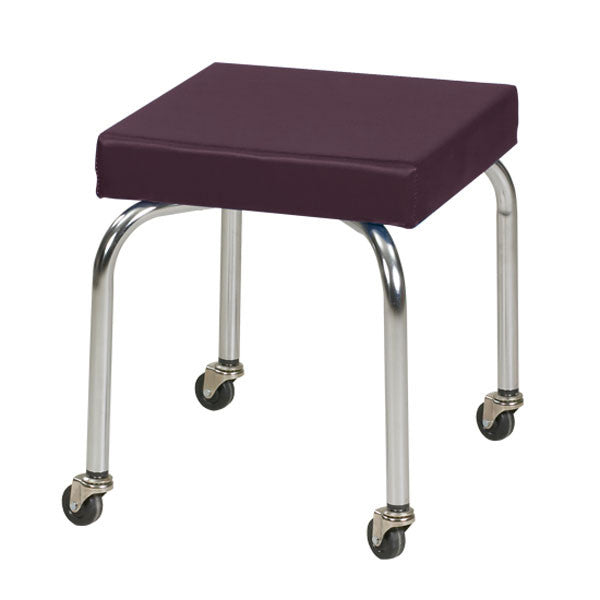 Physical Therapy Therapist Scooter Stool - Purplegray