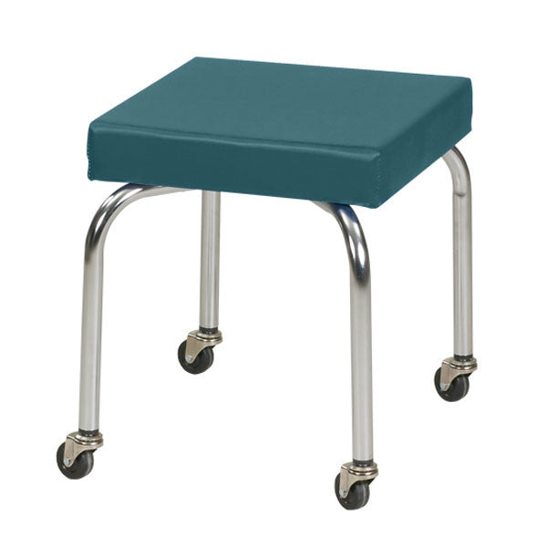 Physical Therapy Therapist Scooter Stool - Slate Blue