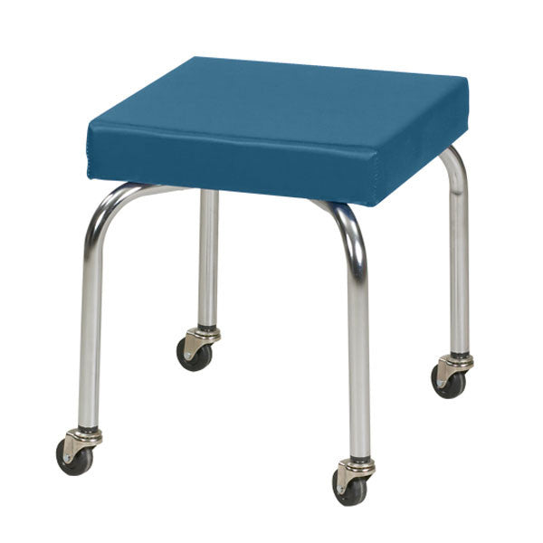 Physical Therapy Therapist Scooter Stool - Wedgewood