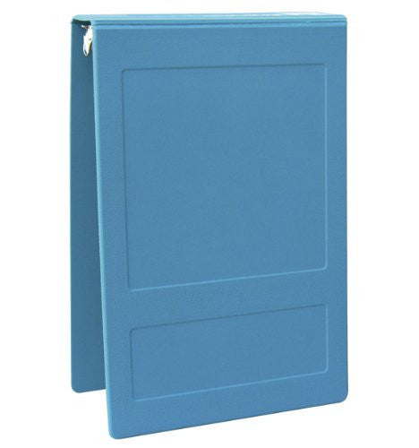 "2"" Top Open Molded Medical Ring Binder - Aqua"