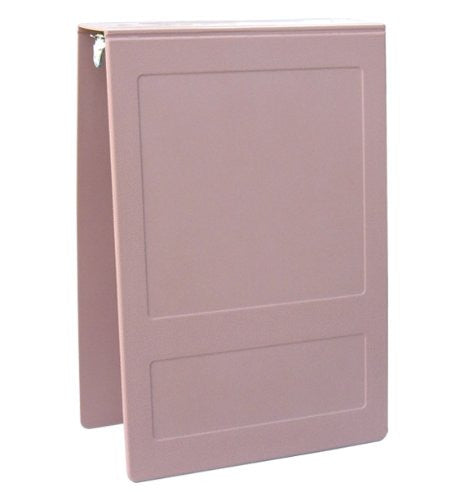 "2"" Top Open Molded Medical Ring Binder - Mauve"