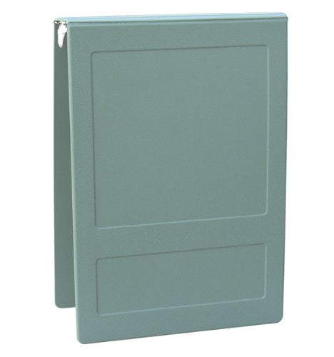 "1"" Top Open Molded Medical Ring Binder - Seafoam"