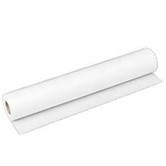 21 Inch Crepe Medical Exam Table Paper- White 12/PK -
