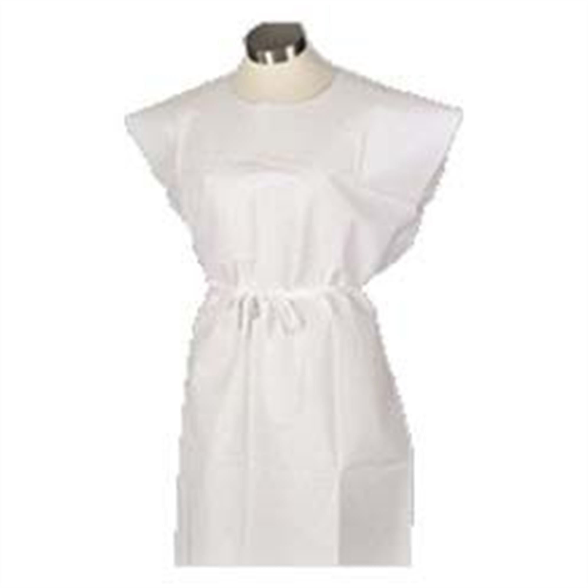 3-Ply Paper Disposable Medical Exam Gown 50/PK | CeilBlue