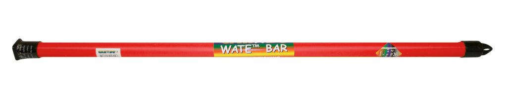 CanDo Slim WaTE Bars - 3 lb - Red
