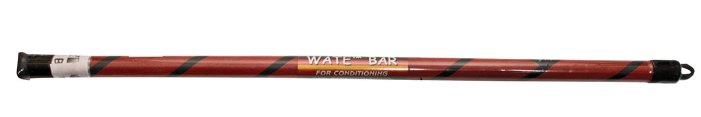 CanDo Slim WaTE Bars - 3.5 lb - Red Stripe