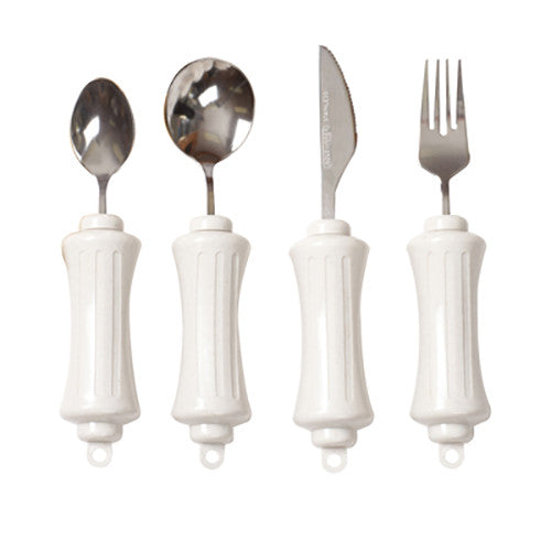 Built-up Handle Utensils - Complete Set