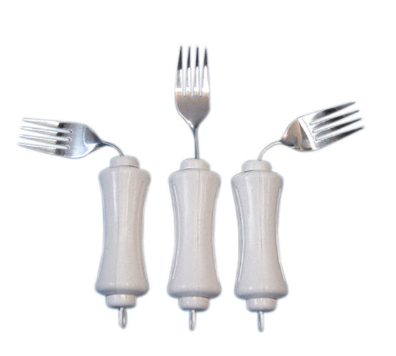 Built-up Handle Utensils - U Bend-It Fork