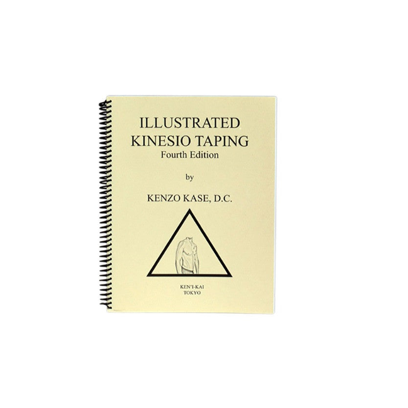 Illustrated Kinesio® Taping - Book