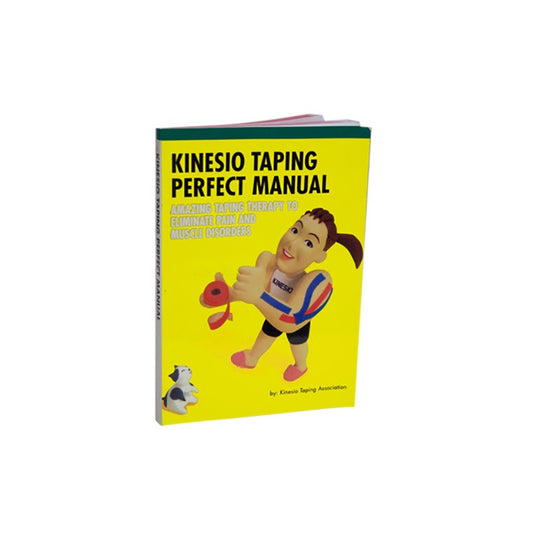 Kinesio Taping® Perfect Manual - Book