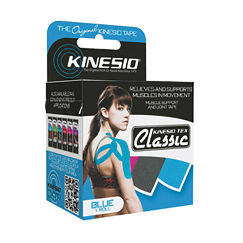 Kinesio Tex Classic Kinesiology Tape - Blue