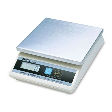 "General Purpose Scale 11lb Capacity with Tare Function - 8.6"" x 5.8"" x 3.7"""