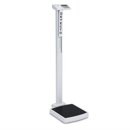 SOLO Digital Clinical Scale with Mechanical Height Rod -
