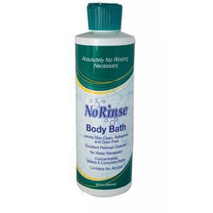 No Rinse® Body Bath - 2oz Bottle