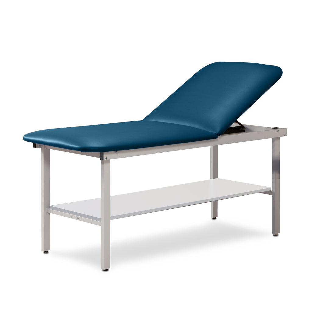 Alpha Treatment Table with Shelf