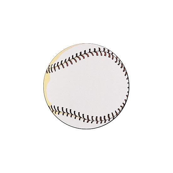 "Pediatric Exam Room Graphics - Baseball - 12"" -"
