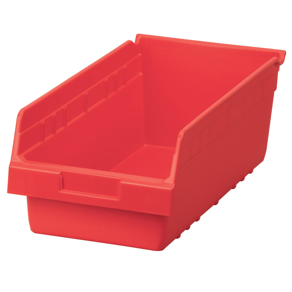 "Akro-Mils ShelfMax 17-7/8"" x 8""-3/8"" x 6"" - Red"