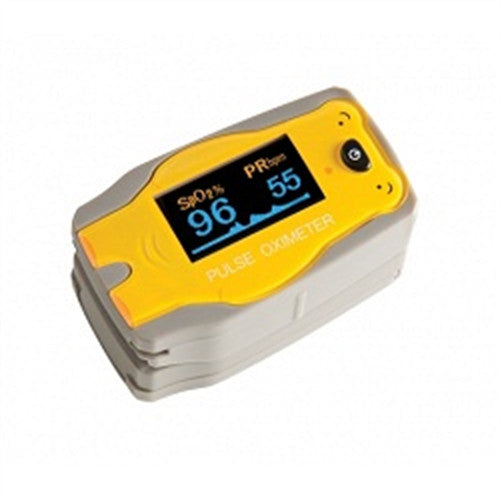 Pediatric Finger Pulse Oximeter Bear -