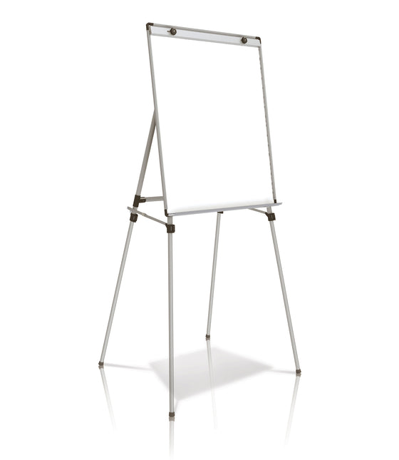 Ghent Presentation Easel with Magnetic Whiteboard
