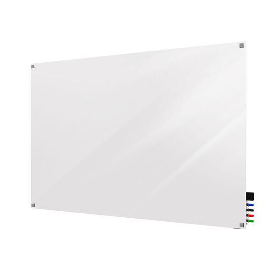 Ghent Harmony Magnetic Glass Whiteboard - 4' H x 8' W