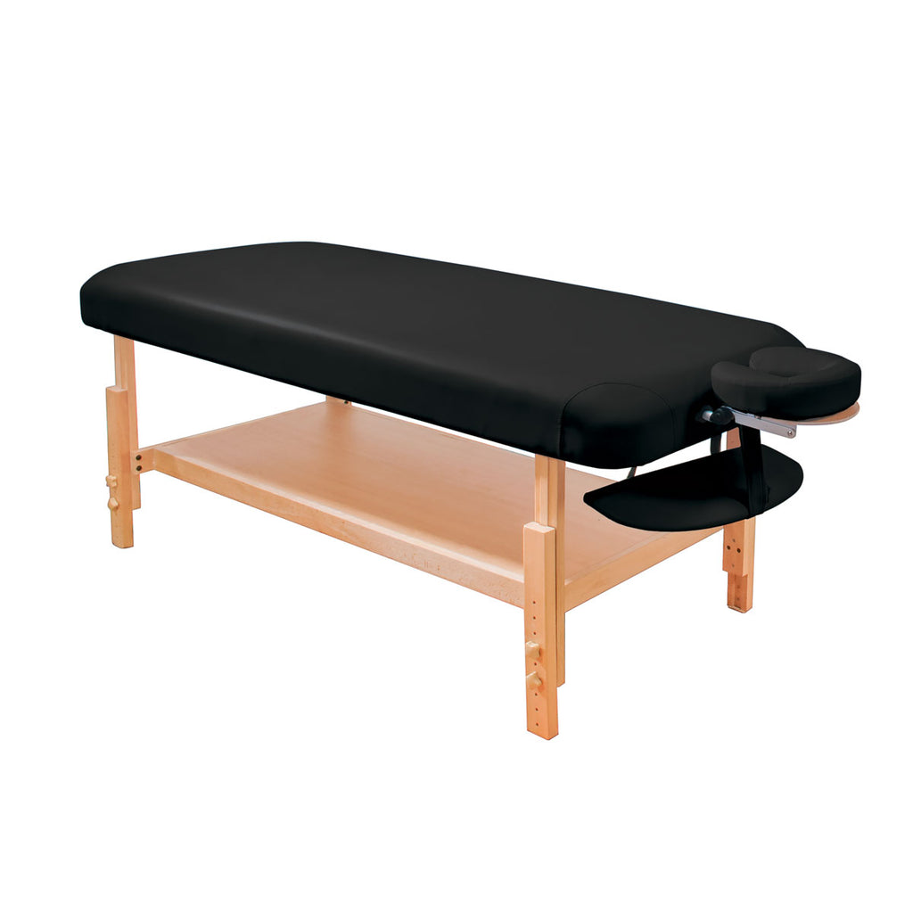 Basic Stationary Table - Black