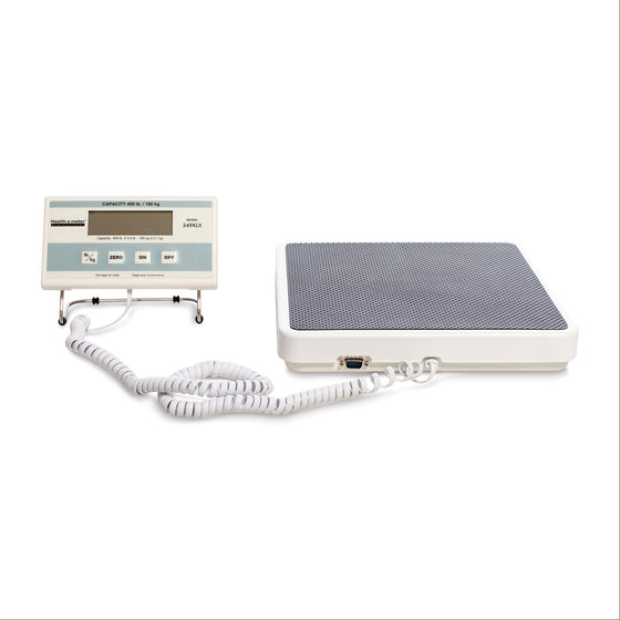 Health o meter 349KLX Professional 400lb Capacity Digital Floor Scale