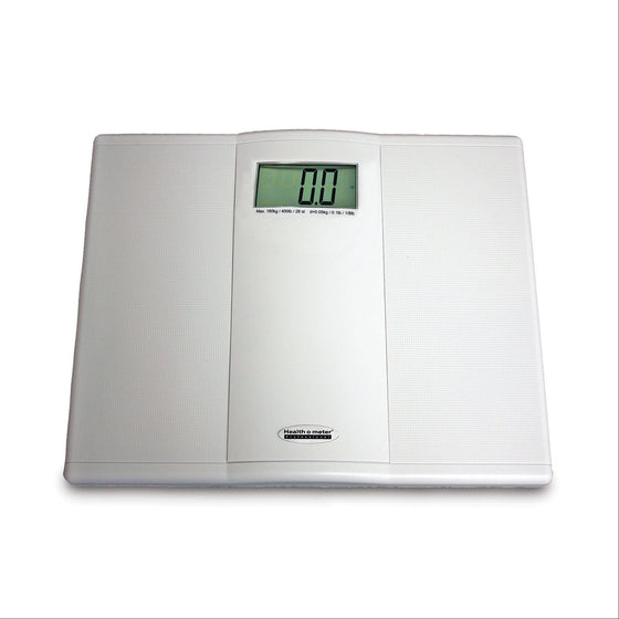 Health o meter 822KLS 400lb Capacity Digital Floor Scale