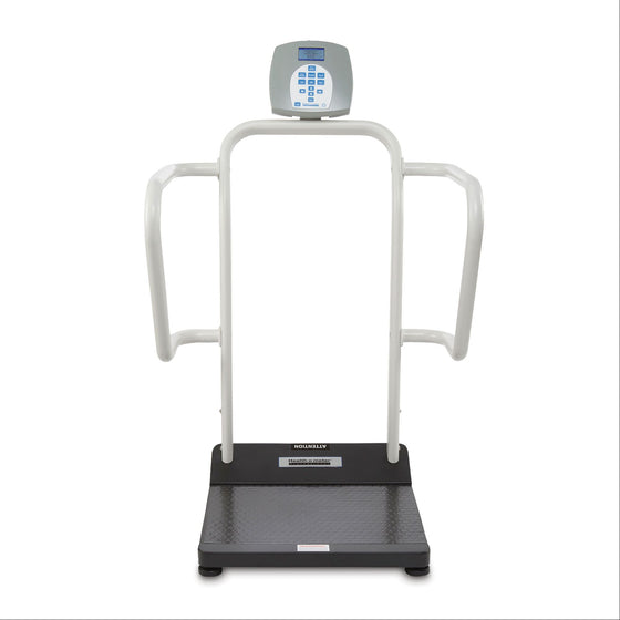 Health o meter 1100KL Digital Platform Scale with Handrails