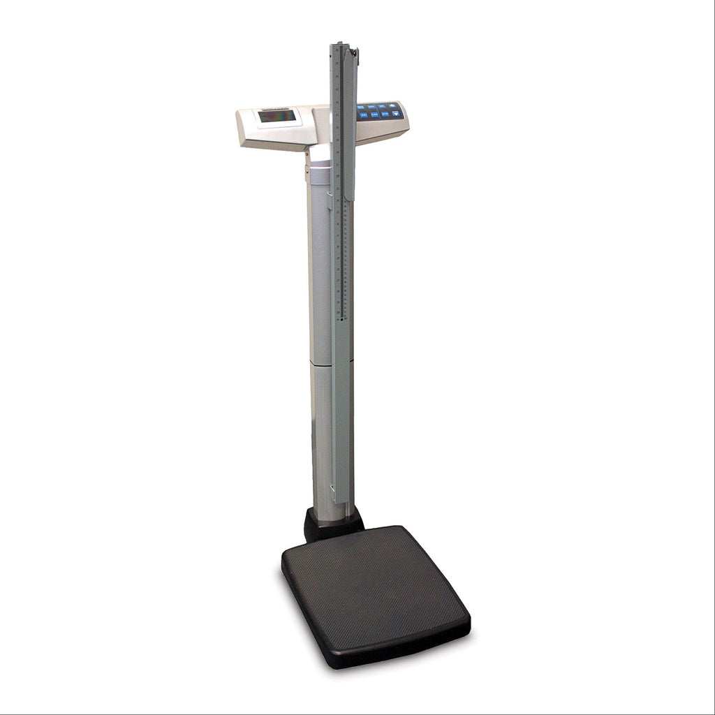 Health o meter 499KL Digital Waist-High Stand-on Scale