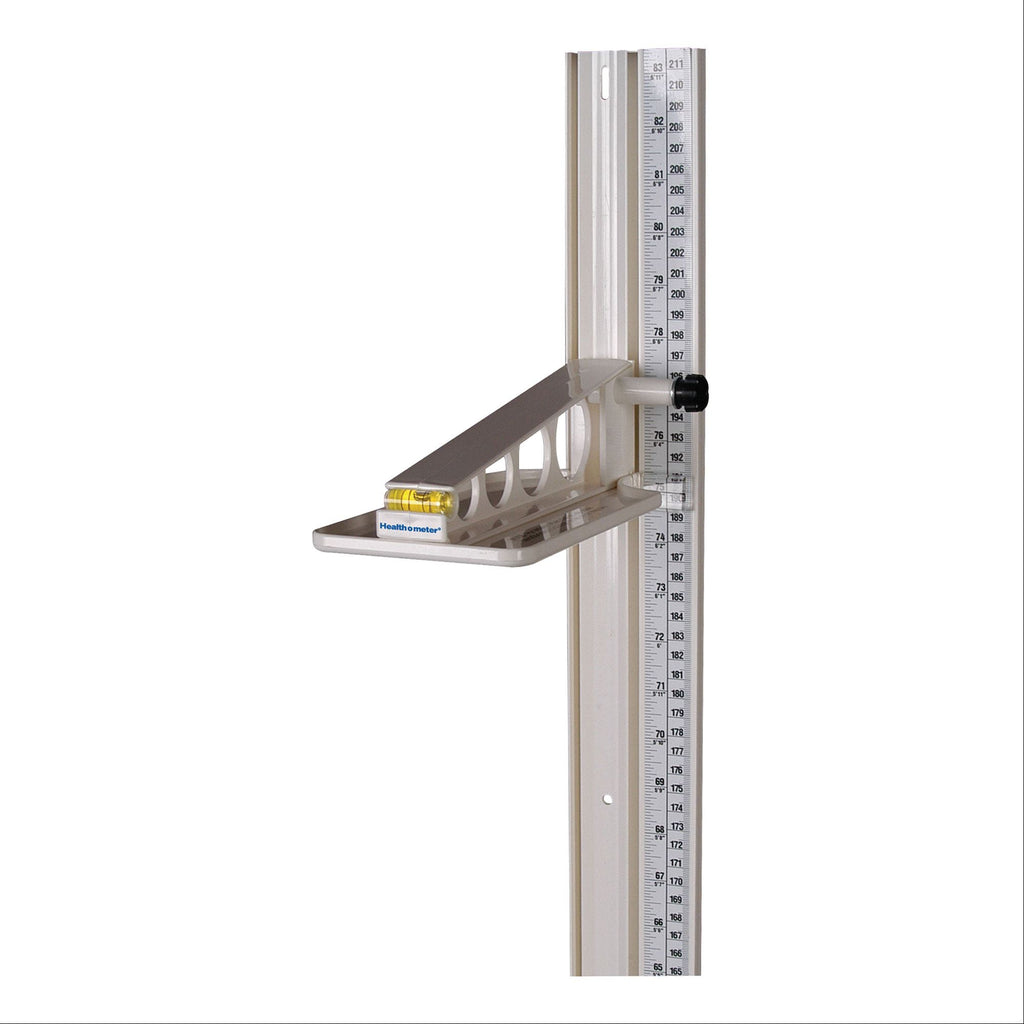 Health o meter PORTROD Wall Mounted Height Rod