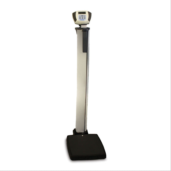 Health o meter Scale - ELEVATE-C EMRscale with Height Rod and Connectivity Kit