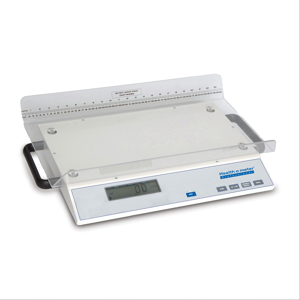 "Health o meter Digital High Resolution Neonatal/Pediatric Scale - 2210KL - 25.5""W x 17.375""L x 5.375""H"
