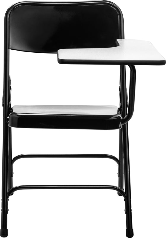 5200 Series Tablet Arm Folding Chair Black