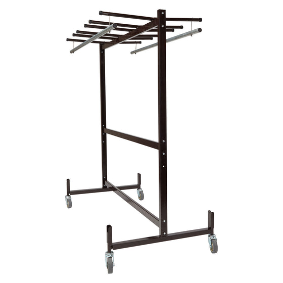 Table & Chair Storage Truck with Checkerette Bars
