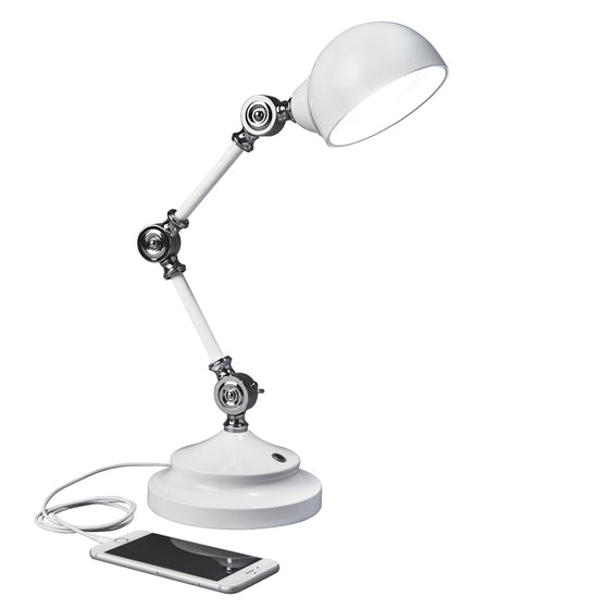 OttLite Revive LED Desk Lamp - White