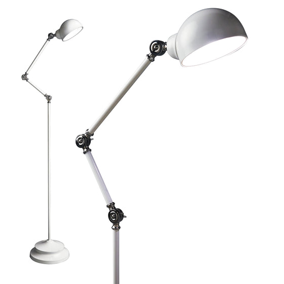 OttLite Revive LED Floor Lamp - White