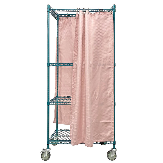 Mobile Privacy Storage Carts