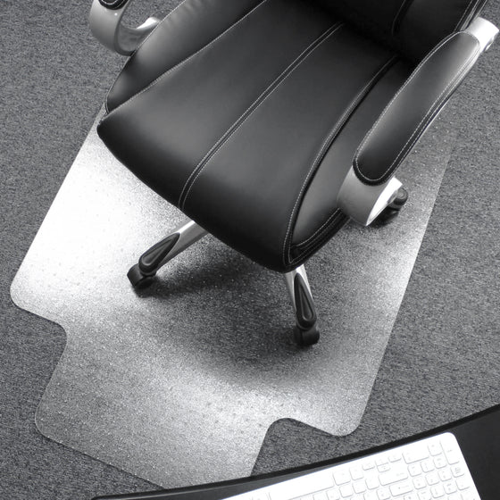 Ultimat Polycarbonate Lipped Chair Mat for Carpets up to 1/2""