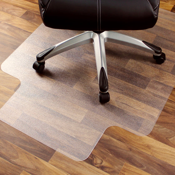 Ultimat Polycarbonate Lipped Chair Mat for Hard Floors