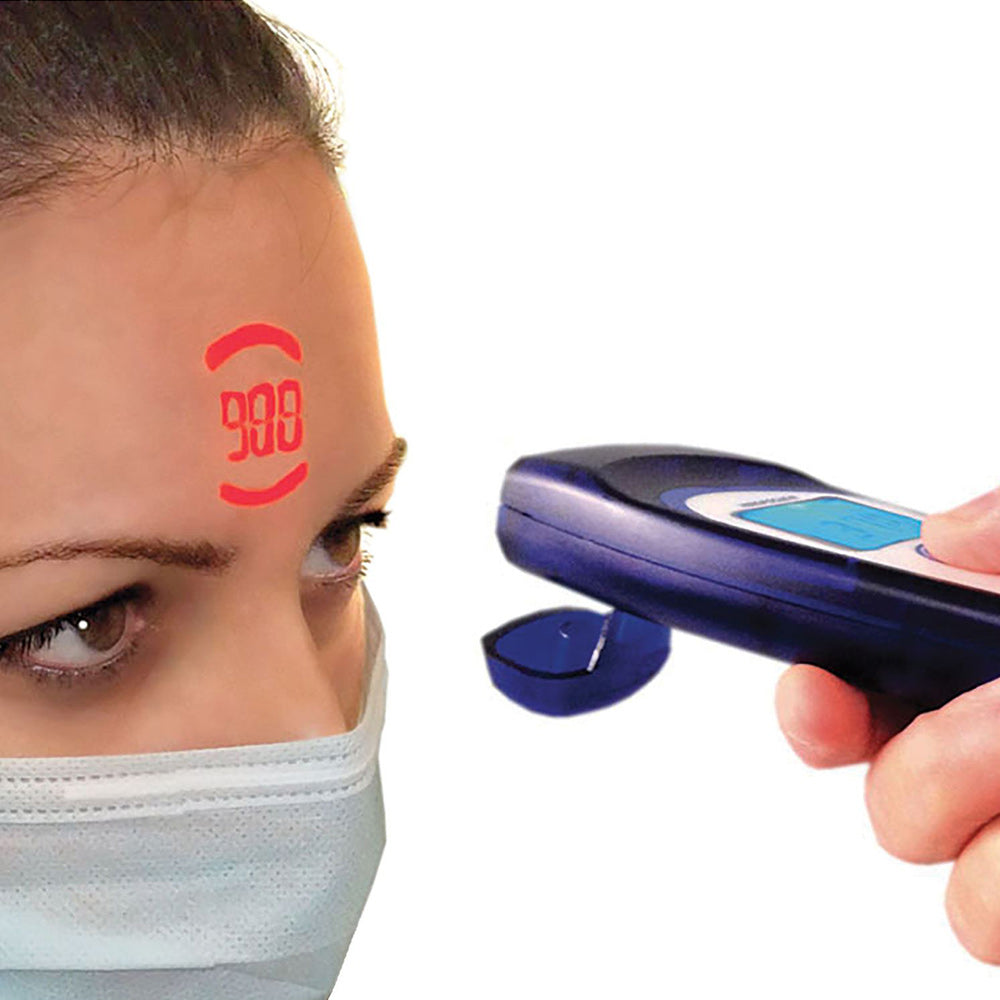 PRO Touch-Free Forehead Thermometer by VisioFocus®