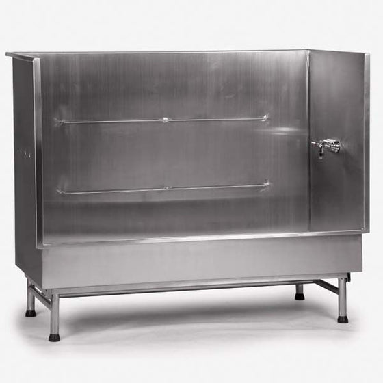 Master Equipment Superior Stainless Steel Walk-In Tub