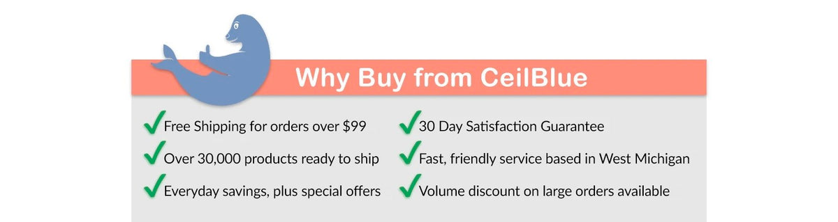 Why Buy from CeilBlue