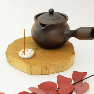 Load image into Gallery viewer, Fujiso Yakishime Kyusu Tea Pot