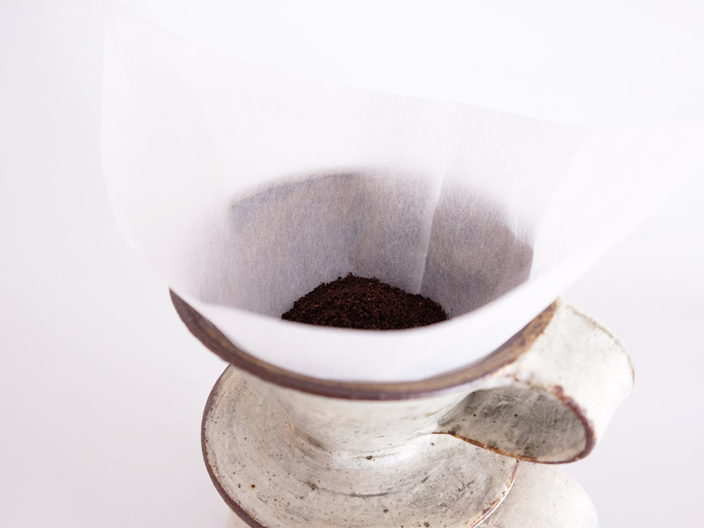 Scratch Coffee Dripper by Takahiro Manome