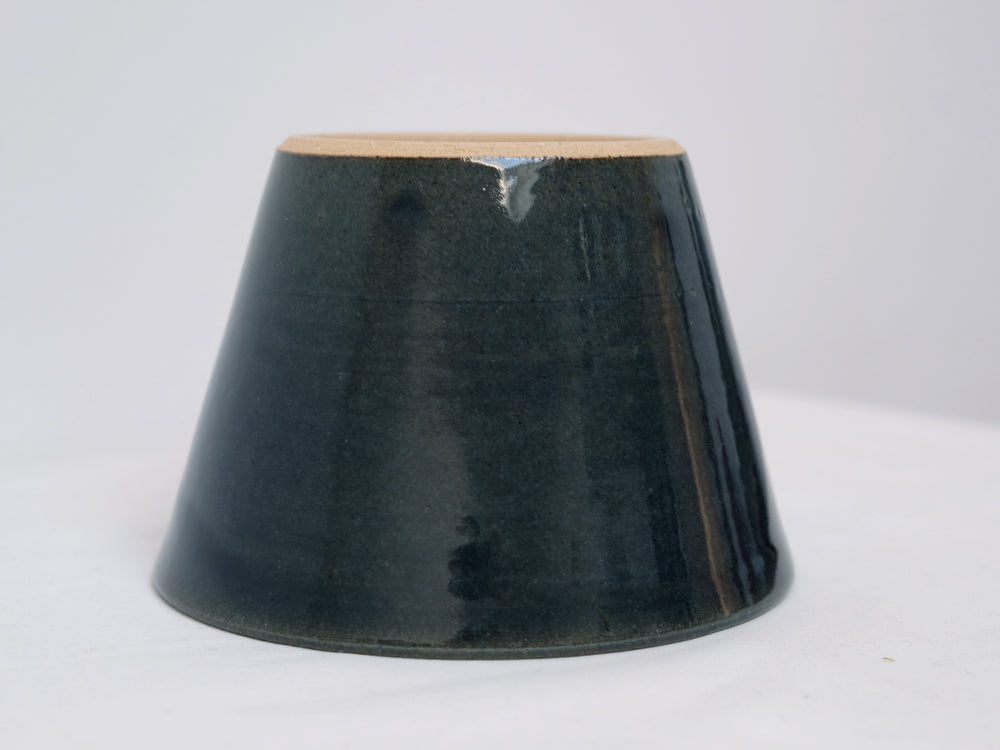 Load image into Gallery viewer, Large Indigo Glaze Bowls by Shussai-gama