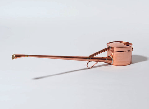 Copper Watering can / Joro type 4 by Negishi
