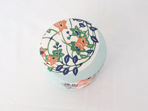 Top of product (Circular floral pattern)